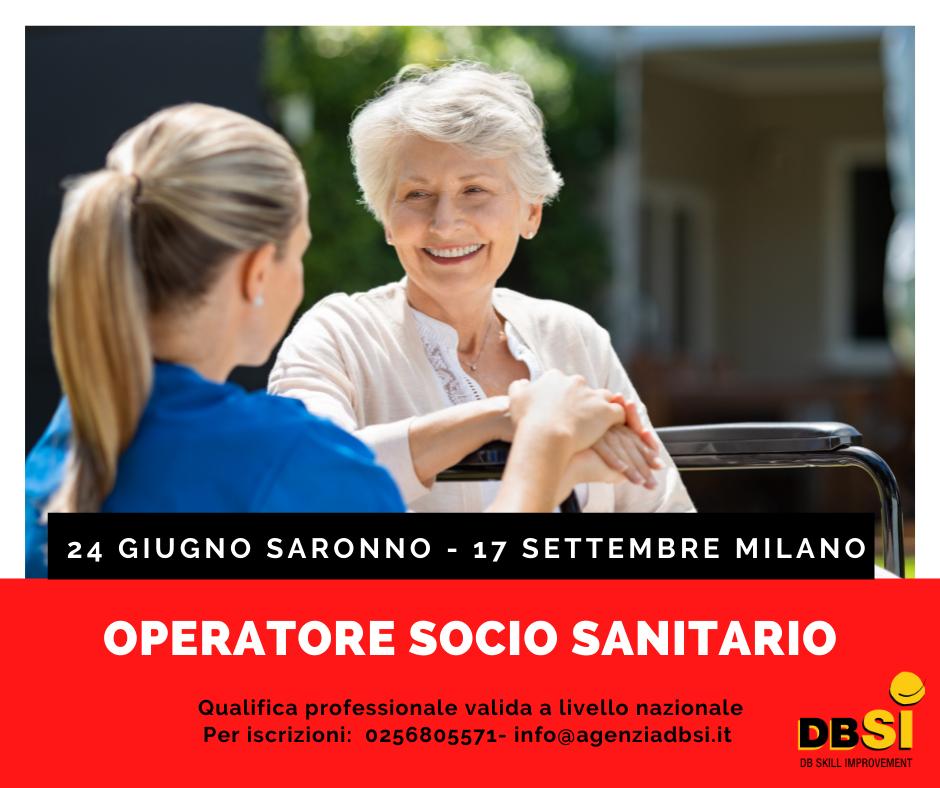 Corso OSS Milano e Saronno